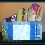Fabric Craft Box 1